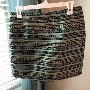 Forever 21 Love Contemporary Skirt